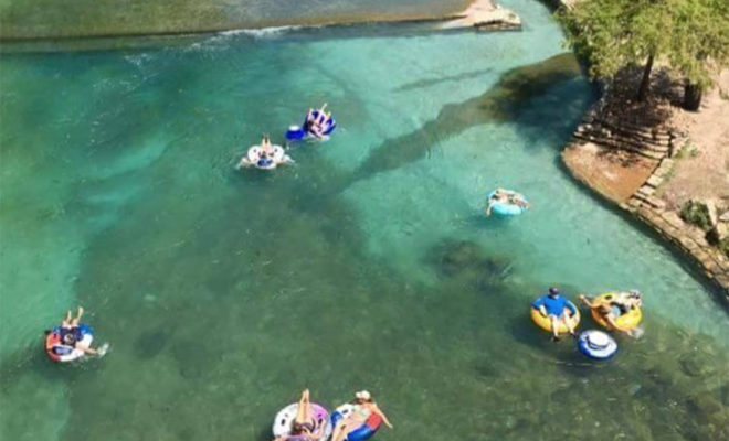 A Reminder of the Comal and Guadalupe River 'Can Ban'