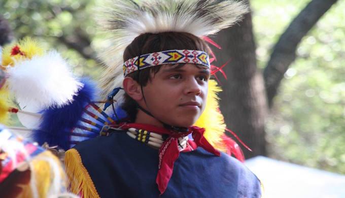 comanche county pow wow
