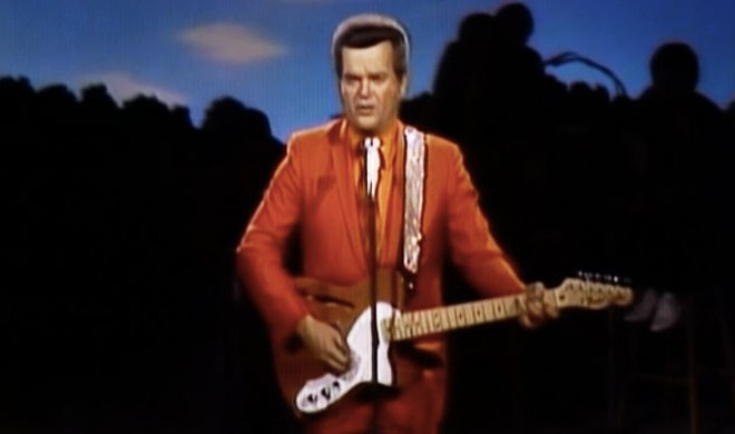 """Watch the Great Conway Twitty Perform """"Hello Darlin'"""""""