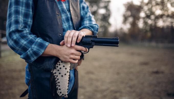 How Texas Rangers Jack Hays & Sam Walker Influenced Colt's Revolver