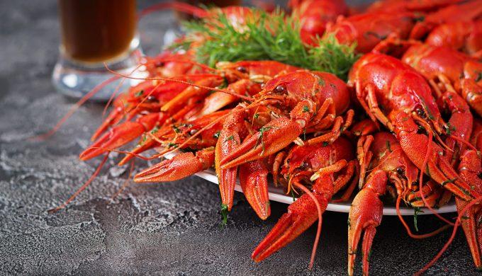 Try Something New This Season: Viet-Cajun Crawfish!