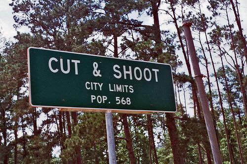 Cut and Shoot, Texas: King of Best Named Towns in the Lone Star State