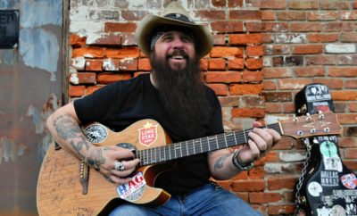 """Dallas Moore, """"Mr. Honky Tonk,"""" Performs Live at the Hunt Store"""