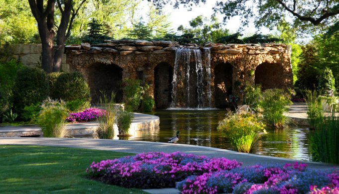 Dallas Arboretum Now Open with Special New Rules in Place