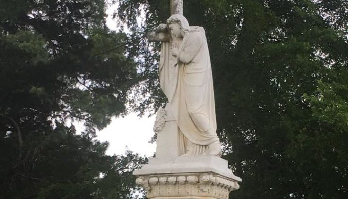 Jesus in Cowboy Boots: The Most Unusual Grave Marker in Texas?
