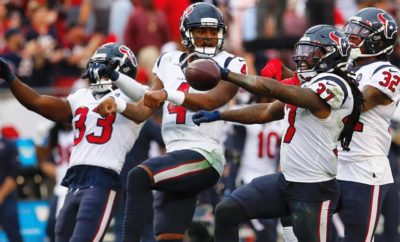 Houston Texans Clinch AFC South Title: What's Next?