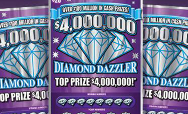 Woman Wins Two Big Scratch-Off Ticket Prizes in One Day