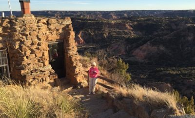 Vacation On the Edge of the World: Rim Cabins of Palo Duro Canyon