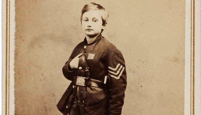 The Little Drummer Boy of Chickamauga: A Story of the Civil War