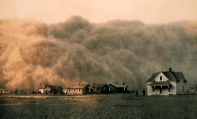 The Legendary Black Sunday Dust Storm that Hit Texas