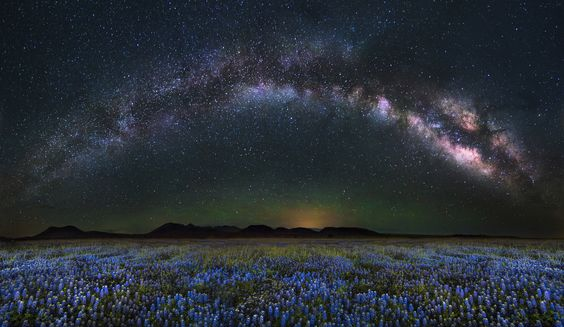 Stars Over Texas: 5 Nights a Camera Caught Magic