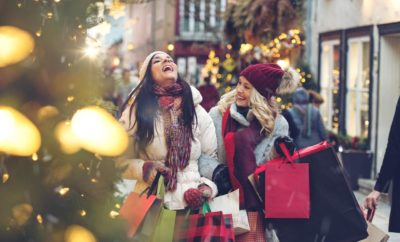 Get Your Christmas Shopping Spree On in San Antonio
