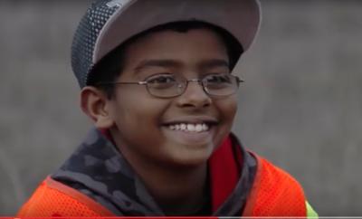 New Deer Blinds Open Doors for Special Hunters [VIDEO]