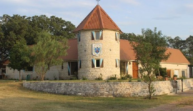 Regal Ease: Texas Hill Country Castles