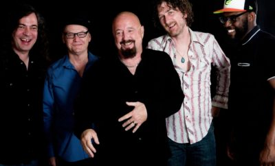 'Tuff Enuff': The Fabulous Thunderbirds - 5 Decades & Still Going Strong