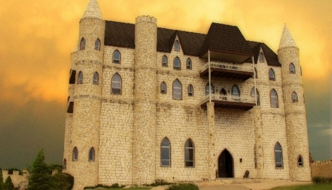 Falkenstein Castle, Burnett Texas, Hill Country