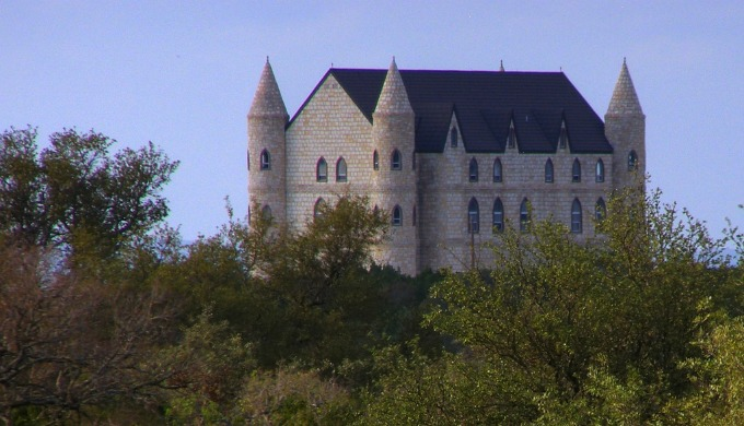 Falkenstein Castle, Burnett Texas, Texas Hill Country