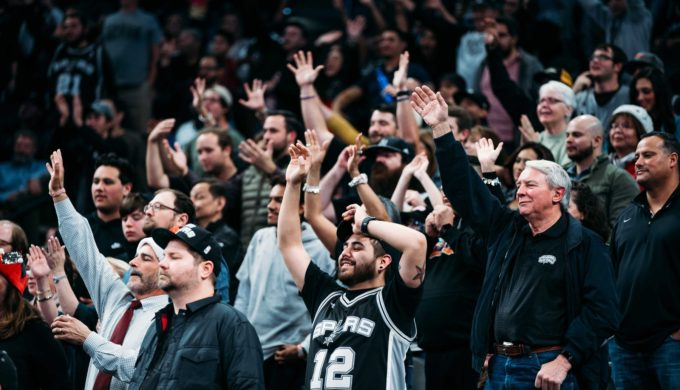 Spurs Country: How San Antonio Became Home to NBA Champions