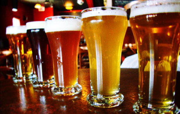 the craft beer trail