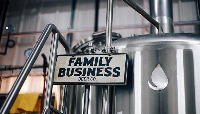 The Family Business Beer Company