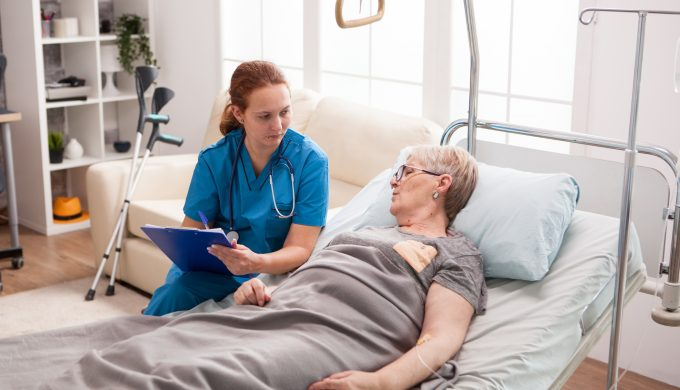Over 3,000 Texas Nursing Home Residents Test Positive for COVID-19