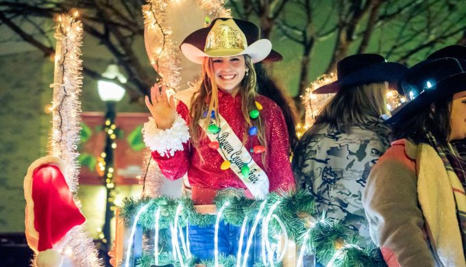 Celebrate Christmas Under the Stars in Beautiful Brownwood