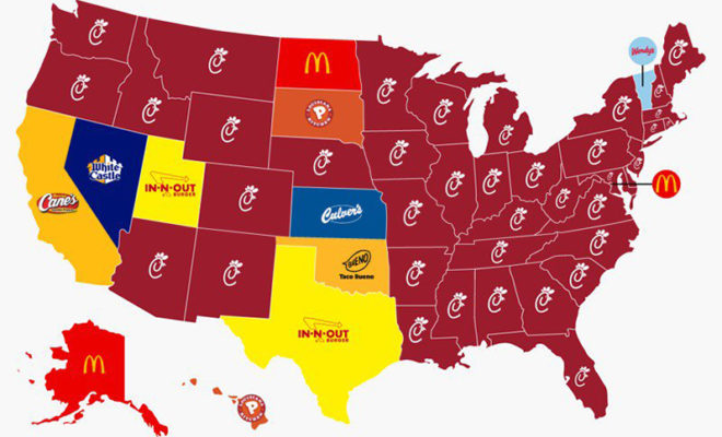 Map of Fast-Food Favorites Claimed Texas d In-N-Out the Most In N Out Map on carl's jr map, shale gas locations map, verizon map, playa d'en bossa map, in and out burger map, taco bell map, burger king map, msn map, los angeles map, jack in the box map, facebook map, in and out locations map,