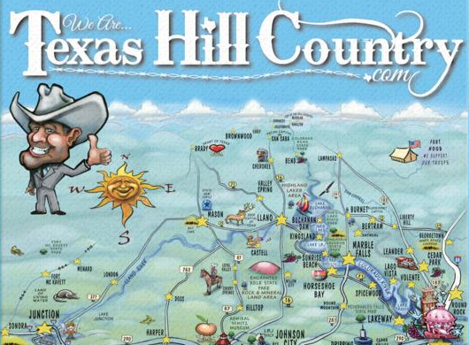TexasHillCountry.com & Authentic Texan Seeking Business Partners