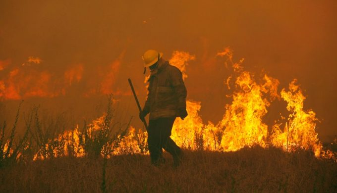 Twin Infernos Blaze Through the Texas Hill Country: The Latest on the Sweeping Wildfires