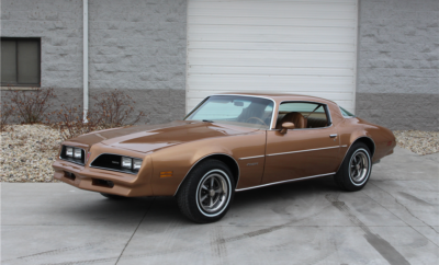 'Rockford Files' Pontiac Firebird Auction Gets Attention from Famous Fans