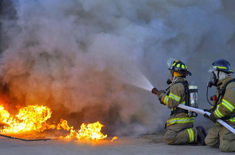 Texan Firefighters Fight Flames And Increased Cancer Risk