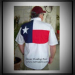 Texas Flag Fishing Shirt