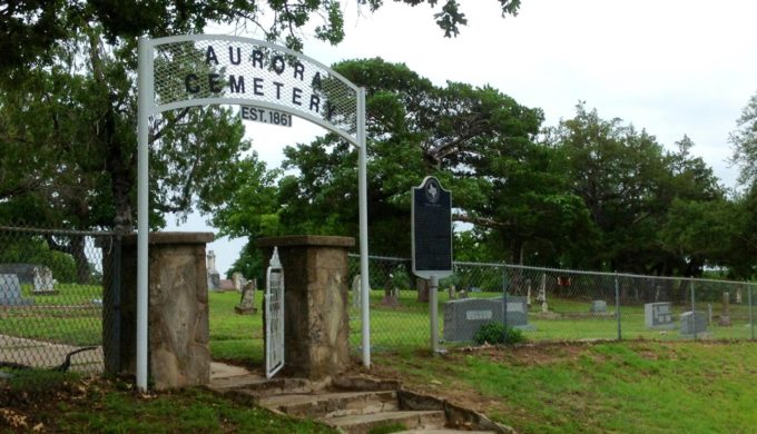 The 1897 Aurora, Texas, UFO Crash & the 'Alien' Buried in the Cemetery