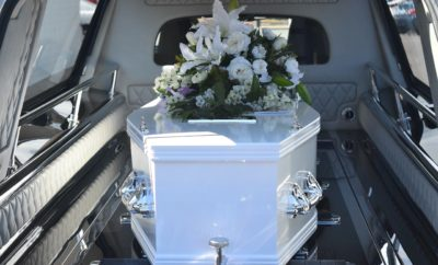 Casket Dragged Out of Tomb, Left Open at This Texas Cemetery