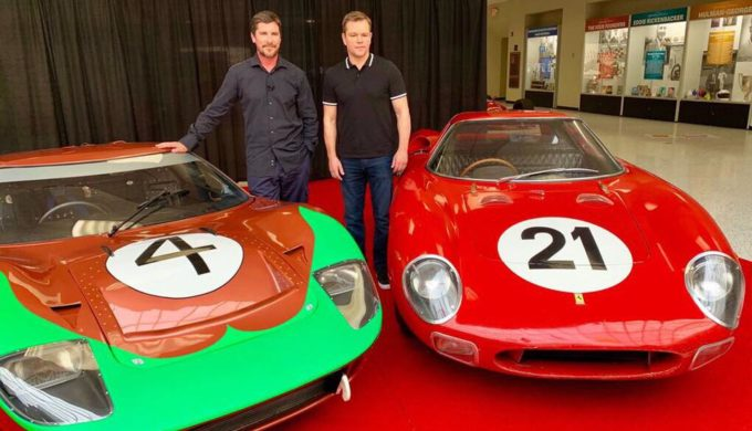 Texas Car-Designer Carroll Shelby Back in Headlines with 'Ford v Ferrari'