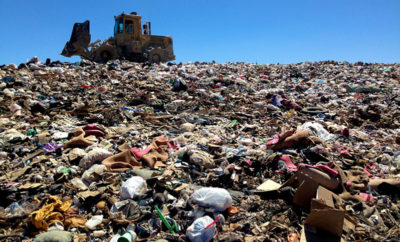 Forth Worth landfill