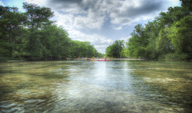 5 Hot Places To Go Tubing In The Hill Country
