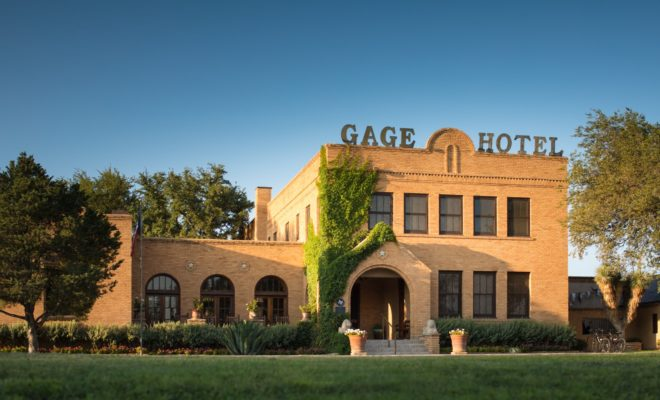 Marathon's Historic Gage Hotel Celebrates 92 Years of Acclaim