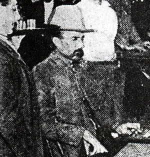 Man in the Long Black Coat: Jim Miller, the Old West's Deadliest Psycho