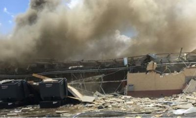 Construction Site Explosion in Gatesville Results in 1 Fatality and a Dozen Injured