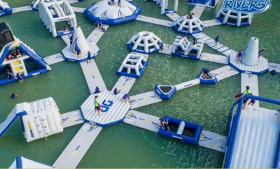 Grand Texas Opening New Waterpark and Gator Bayou for Memorial Day