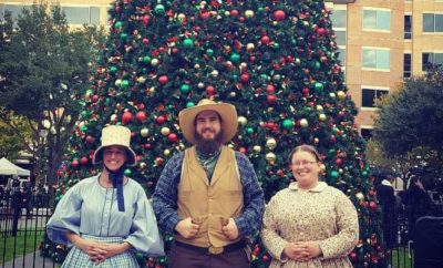 Campfire Christmas is a Unique Journey Back to Holidays of Texas' Past