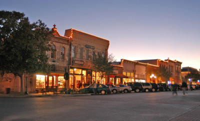 small town texas hill country christmas celebrations to catch