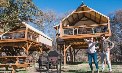 'Tis The Season For Family Fun at Geronimo Creek Retreat