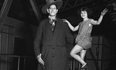 The Real-life Big Tex: Jack Earle, a Larger Than Life Texan