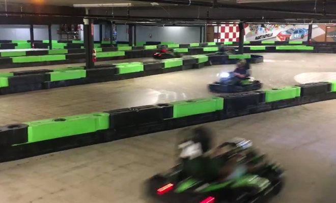 Huge Indoor Go Carting Complex To Open Up In San Antonio