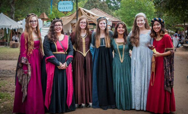 Renaissance Festival 2020 Texas.Why You Need To See A Texas Renaissance Fair In The Near Future