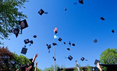 homeless teen graduates