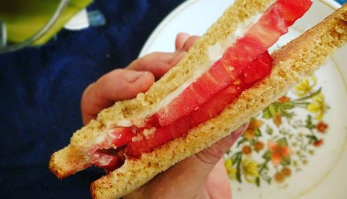 Tomato Sandwiches are the Quintessential Meal that Beats the Heat