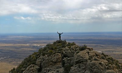 100-Mile Hiking Trail Connects Texas With New Mexico, and It's Amazing
